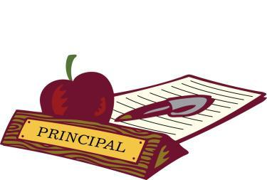 A Note From The Principal Straub Middle School