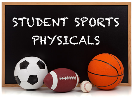 Reducedfree Sports Physicals Straub Middle School